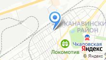 МонтажСервис-НН на карте