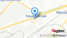 Black Afgano на карте