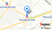 АВТоДОП на карте