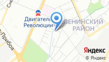 Colway Волга на карте