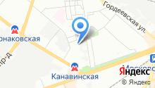 Автоспасатель-НН на карте