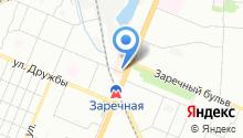 Claress на карте