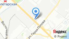 Юнион-Авто на карте