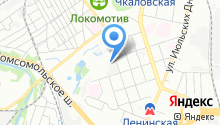 BestWay на карте
