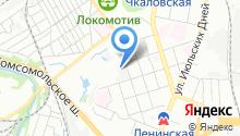 Дельта Автопартс на карте