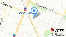 Adviser на карте