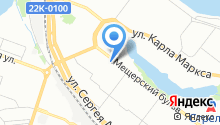 Лада Авто на карте
