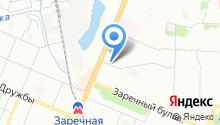 Пенный бутик на карте