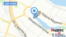 НН на карте