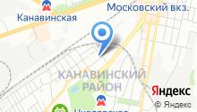 Детройт-сервис на карте