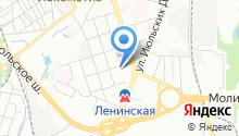 Largus52.ru на карте