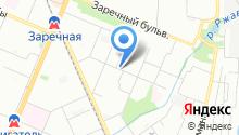 1000 мелочей на ул. Профинтерна на карте