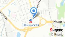 Нотариус Тлеуленова О.В. на карте