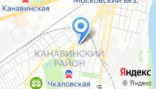 УРА на карте