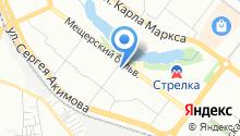 Медэкспресс-НН на карте