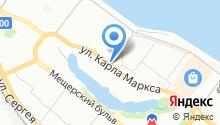 РеМото на карте