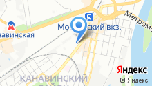 Банк Казани на карте