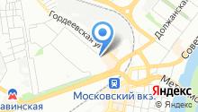 AvtoCityNN на карте