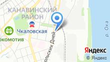 Винил-центр на карте