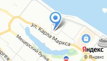Baker`s на карте