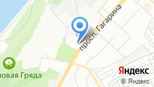 автостанция щербинки-2 на карте
