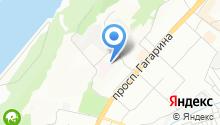 МРСК Центра и Приволжья, ПАО на карте