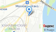 CONCOL на карте