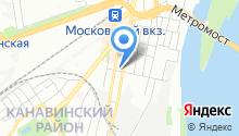 Bell на карте