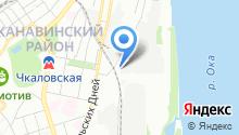 Cвоё-Дело на карте