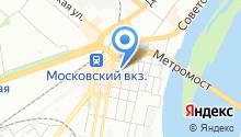 Торгсервис на карте