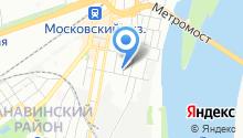 CitiGroup на карте