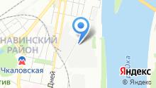 C & K на карте