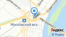 AppLand на карте