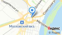 Нижегороджилагентство, МП на карте