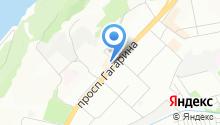 BIRUZA на карте
