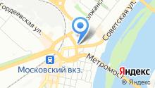 DezЭксперт на карте