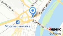 Craft Bar Proletariat на карте