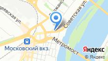 Chrome Trade на карте