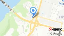Автоцентр на Гагарина на карте