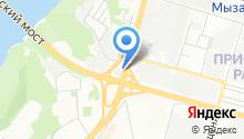 АТЦ Пеликан на карте