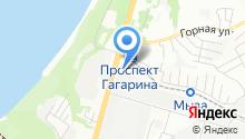 ЕВРОХАУЗ на карте