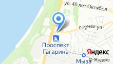 Автотехцентр на Мызе на карте