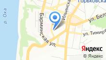 BOGART на карте