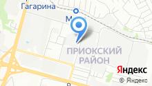 TRW на карте