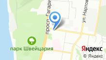 Coffee kiosk на карте