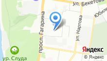 BURO SUVOROV на карте