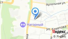 Avatar на карте