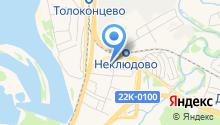 Основная общеобразовательная школа №20 на карте