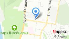 BRANDLINE на карте