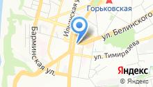 Цветочный салон-магазин на карте
